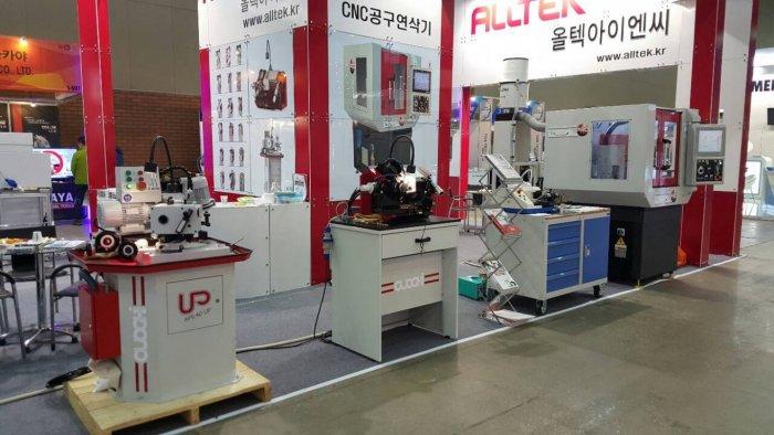 TOOL TECH - Seoul 28-31 Ottobre 2015